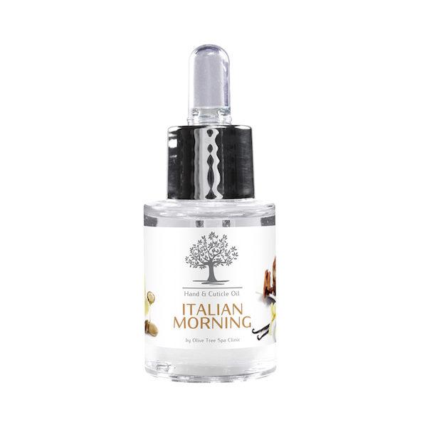 Olive Tree Cuticle Oil Italian Morning 15ml
