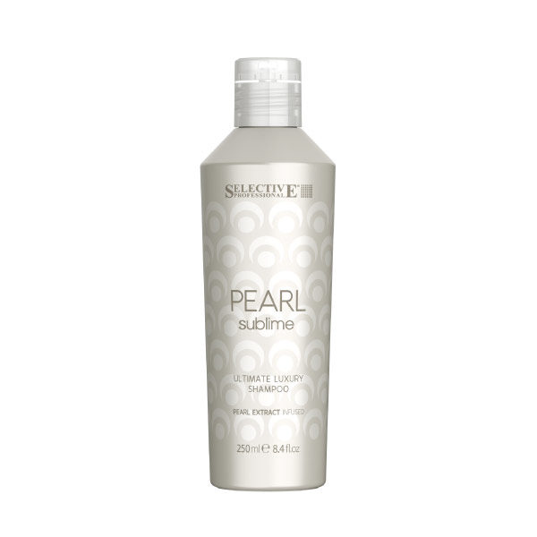 Selective Professional Pearl Sublime Ultimate Luxury Shampoo 250ml