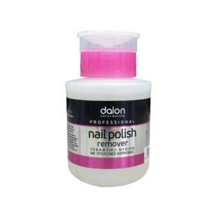 Dalon Ασετον Ξεβαφτικό Νυχιών με Πρωτεΐνες Κερατίνης 200ml
