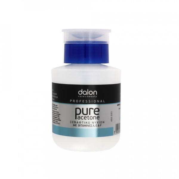 Dalon Ασετον Ξεβαφτικό Νυχιών & για Ημιμόνιμο 200ml