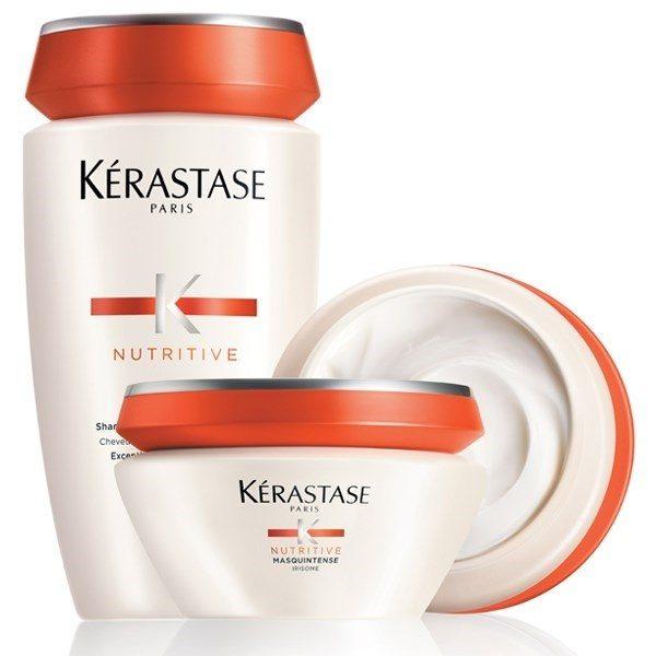 Kerastase Nutritive Σετ για λεπτά μαλλιά (Σαμπουάν & Μάσκα)