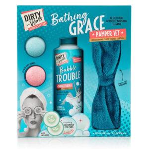 Dirty Works Bathing Grace Σετ Μπάνιου Pamper Set (5 τμχ)