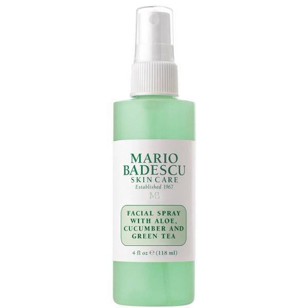 Mario Badescu Facial Spray with Aloe,Cucumber & Green Tea 118ml