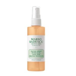 Mario Badescu Facial Spray with Aloe, Sage & Orange Blossom 118ml