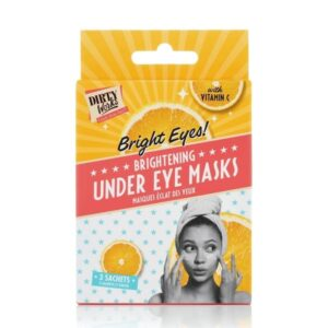 Dirty Works Bright Eyes Brightening Under Eyes Masks (3 ζεύγη)