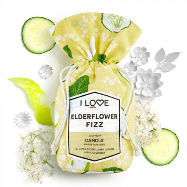 Elderflower Fizz Candle