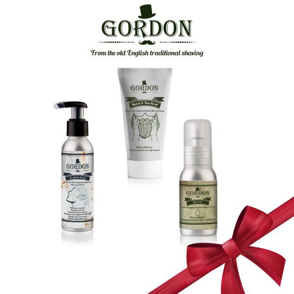 Gordon Shaving & Face Σετ (3 τμχ)