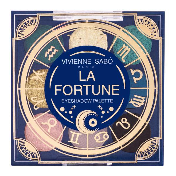 Vivienne Sabo Eyeshadow Palette La Fortune 01