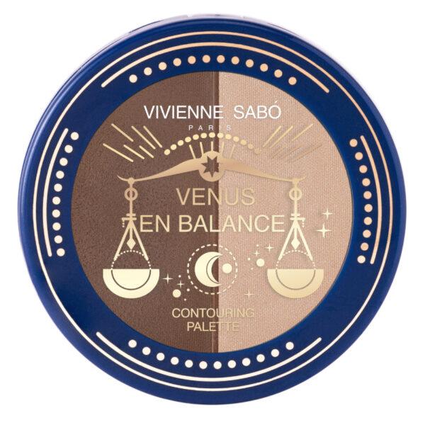 Vivienne Sabo Face Contouring Palette Venus en Balance 01