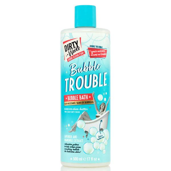 Dirty Works Bubble Trouble Bubble Bath 500ml