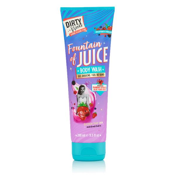 Dirty Works Fountain of Juice Body Wash 280ml