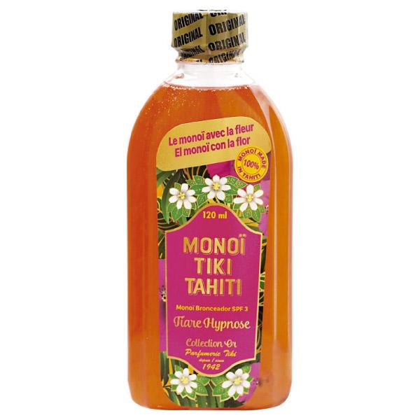 Monoi Tiki Tiare Hypnose SPF 3 Glitter 120ml