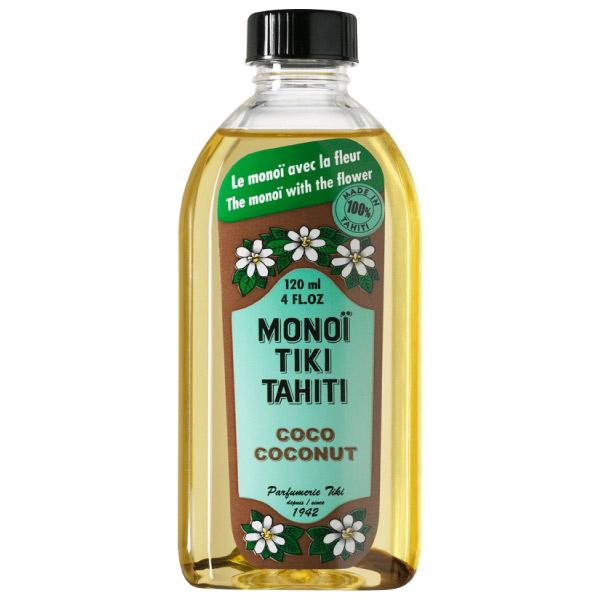Monoi Tiki Tahiti Coconut 120ml