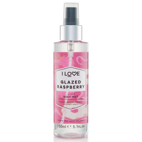 I Love Cosmetics Glazed Raspberry Body Mist 150ml