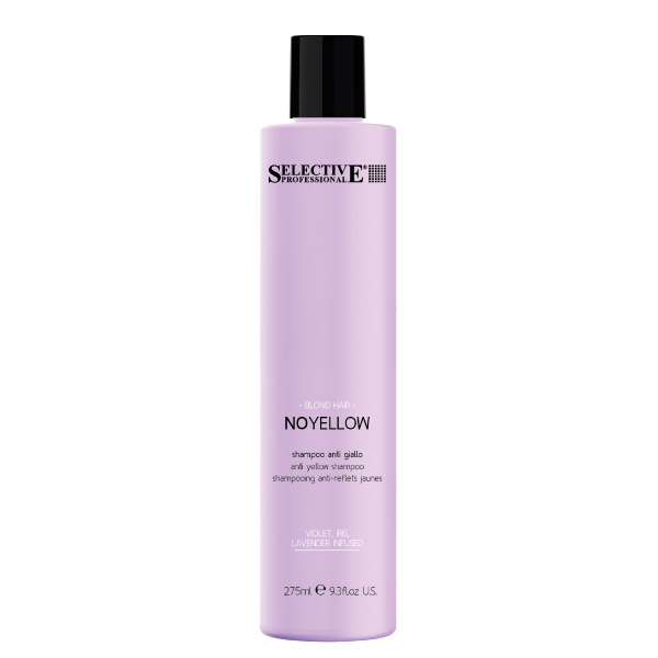 Selective Professional No Yellow Shampoo 275ml