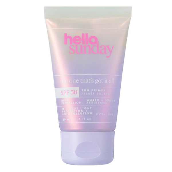 Hello Sunday The One that's Got it All Face Primer SPF50 50ml