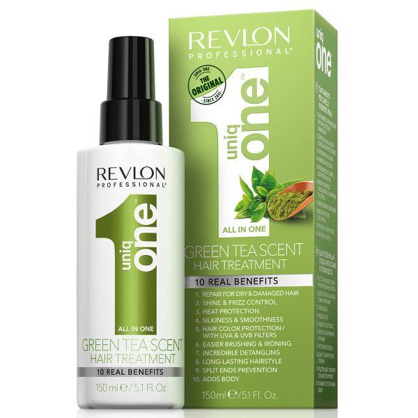 Revlon Uniq One All in One Hair Treatment Green Tea Edition 150ml